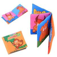 Intelligence Development Cloth Cognize Monkey Book Learning Toy for Baby Gift FW