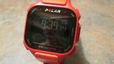Polar RC3 GPS Sports Watch Unisex Fitness Swimming Running Bike Cycling - RED