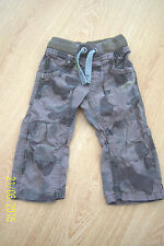 Camouflage NEXT Trousers & Shorts (0-24 Months) for Boys
