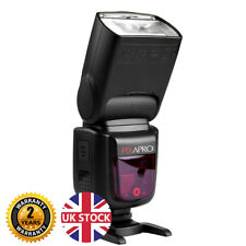 Li-ION580II Manual Speedlite with Rechargeable Battery & High-Speed Sync Studio