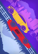NEED FOR SPEED Limited Edition Print