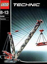 Lego 8288 Raupenkran 100% komplett wunderschönes Modell