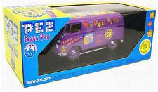 Limited Edition Pez Hippie Die Cast Van
