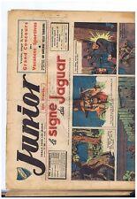 JUNIOR n°250 du 24 juillet 1941. Calvo.