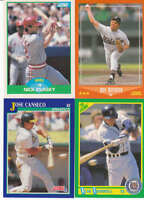 Complete Your 1988, 1989, 1990, 1991, 1992 Score Baseball Set - Pick 35 Cards