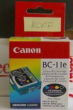Canon BC-11e Druckkopf + Tinte für BJC-50 70 80 BN700 Starwriter Jet 350c 550c A