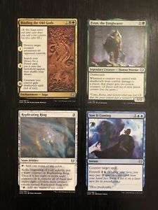 MTG Complete set of Commons /& Uncommons NEW!! Conspiracy