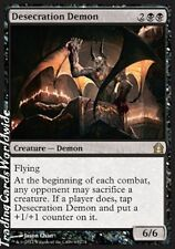 Desecration Demon // Foil // NM // Return to Ravnica // engl. // Magic Gathering