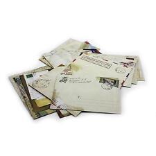 12PCS Retro Mini Paper Ancient Envelopes f. Love Letter Christmas Card Postcard