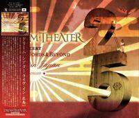 DREAM THEATER 3CD IMAGES WORDS & BEYOND LIVE IN HIROSHIMA 2017 JPN PROG ROCK