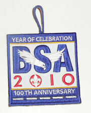 New listing Boy Scouts of America Year of Celebration 100th Anniversary Embroidered Patch