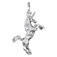 Einhorn Anhänger 925er Silber Symbol Schmuck NEU