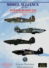 Alianza Modelo 1/48 Hawker Hurricane en RAF y de la Commonwealth servicio parte 1 # 48