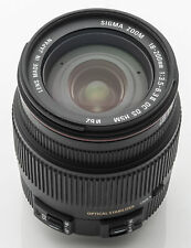 Sigma 18-200mm DC OS HSM 3.5-6.3 II 18-200 mm - Sigma AF *Fachhändler