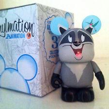 "Disney Vinylmation 3"" Animation Series 4 Meeko Raccoon Pocahontas Toy Figure New"