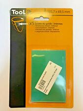 GYS 5 Innenscheiben (103,7x69,5 mm) - ZEUS 5-9/9-13 G / ERGOTECH - 043695