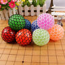 Grape Ball Squeeze Office Anti Stress Reliever Autism Mood Relief Toys Kids Gift