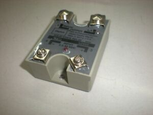 Dayton 5Z950 Solid State Relay - 12A - with Plastic Protective Cover - NNB