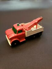 Matchbox Series No. 71 Ford Heavy Wreck Truck 1968 Made in England By Lesney
