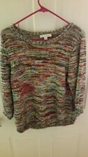 Women's Fashion Sweater Studio Works Brand Multi-color XL