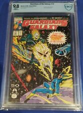 Guardians of the Galaxy #13 Hot Key CBCS 9.8 NM/M 1st Cosmic Ghost Rider not cgc