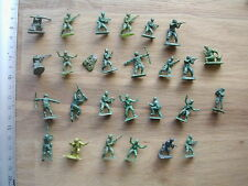 US ARMY MEN WW2/39-45 AIRFIX ? ATLANTIC ?    1/72 MINIATURE  #M284