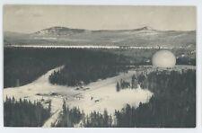 Bell Telephone Satellite Communication Center ANDOVER ME Vintage Maine Postcard