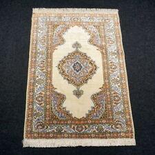 Seidenteppich Hereke 80 x 58 cm Orient Teppich Seide Silk Carpet Tapijt Alfombra