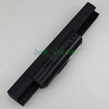 Laptop Battery For ASUS K53 A43 A43JQ A43JB A53 A53T A53JC A42-K53 Notebook