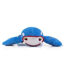 "Pokemon G3 Water-type Legendary Kyogre 9"" Plush Doll Animal Xmas Gift Collection"