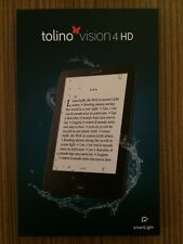 Tolino Vision 4 HD - eBook Reader - Neu & OVP mit Garantie & Rechnungskopie