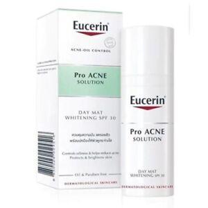 EUCERIN Pro Acne Solution Day Mat Whitening SPF30 50 ml acne blemish-prone skin