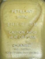 chanel nail polish Petillant Shine rare limited edition VINTAGE