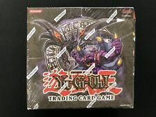 Yugioh! 1st Edition Dragon's Roar Zombie Madness Structure Deck Display - Sealed