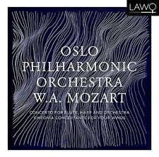 Oslo Philharmonic Orchestra - Concerto for flute harp and orchestra [CD]