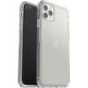 """Genuine OtterBox Symmetry Series Slim Rugged Case Cover For iPhone 11 6.1"""" Clear"""