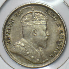 Straits Settlements 1902 5 Cents 296035 combine shipping
