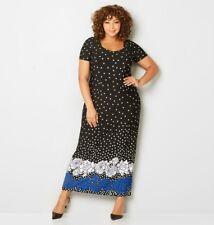 Womens clothing plus size Avenue dress NWT