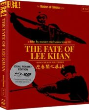 The Fate of Lee Khan Blu-ray and DVD UK BLURAY