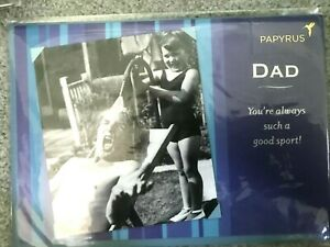 Papyrus Father's Day Card  Dad, you're always such a good sport! Love & Mischief