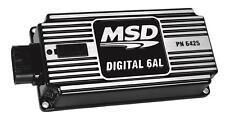 Digital 6AL Ignition Control Module w/ Rev Limiter BLACK BOX MSD 6425