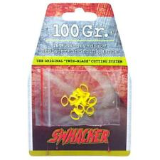 Swhacker Replacement Bands 2 Blade 100 gr. 18 pk.