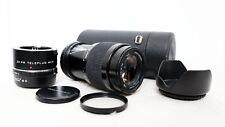 Olympus PEN OM Panasonic LUMIX Micro 4/3 DSLR fit PENTACON 210mm 420mm ZOOM lens