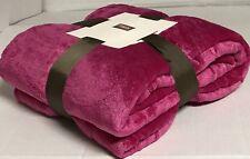 New Ultra Soft Flannel Plush Twin Size Velvet Cozy Blanket 2.2lbs  Buy Get Gift
