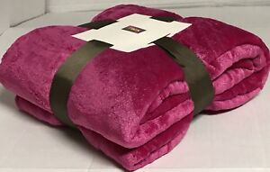 New Ultra Soft Flannel Plush Twin Size Velvet Cozy Blanket 2.2lbs  Buy Get Gift