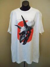 """New-Minor Flaw-Alice In Chains """"The Devil Put Dinos..."""" Mens XLarge White Shirt"""