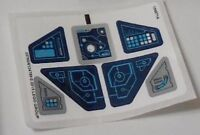 Lego Dimensions 71171 OEM STICKER SHEET that was included in original set