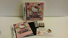 Jeu Vidéo Fais la Fête ave Hello Kitty et ses amis DS LITE DSI XL 3DS Nintendo