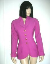 KARL LAGERFELD COUTURE  SUIT BLAZER/JACKET Sz EU 42 , US 6/8