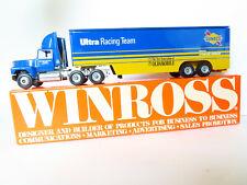 NEW in Box Sunoco Oil Co. Sterlin Martin Racing Team Die Cast Truck.